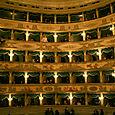 Interior of Teatro di tradizione Dante Alighieri