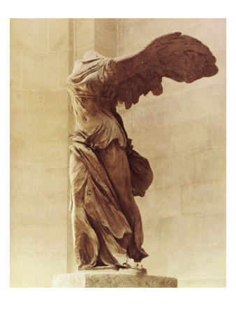 Nike-of-Samothrace