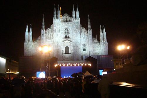 Duomo rain 2