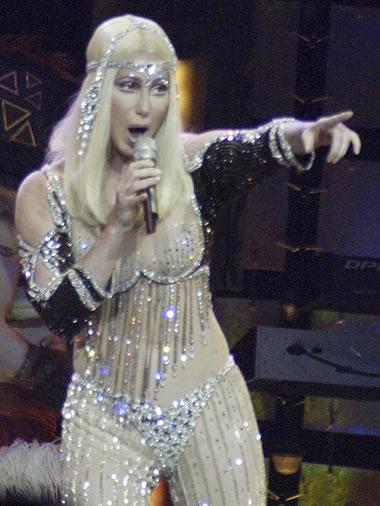 Cher-glitter