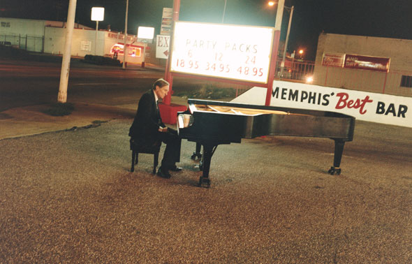 Eggleston piano