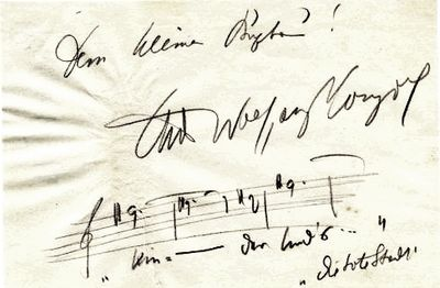Korngold-autograph-Die-Tote-Stadt