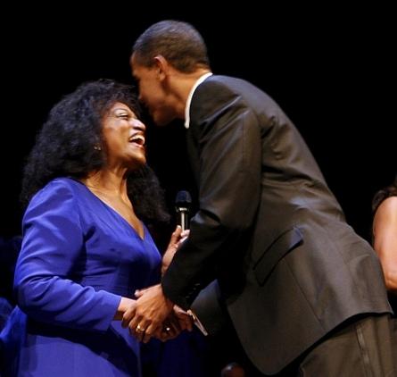 Obama jessye