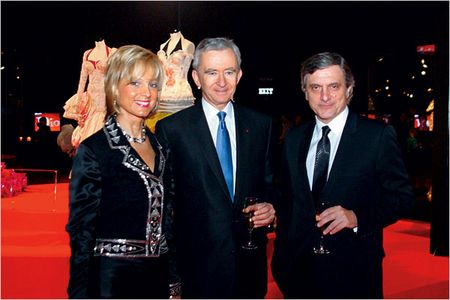 Opera Chic Bernard Arnault And His Piano Loving Wife Live