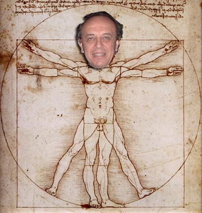 Uomo vitruvio