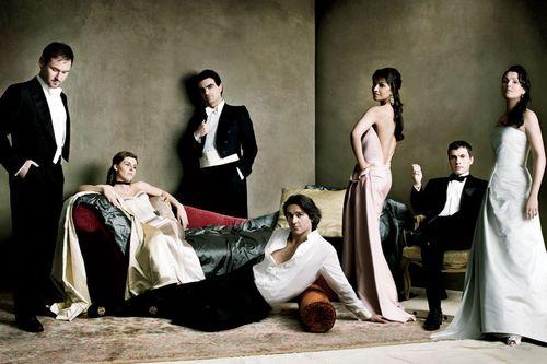 Vanity Fair Singers