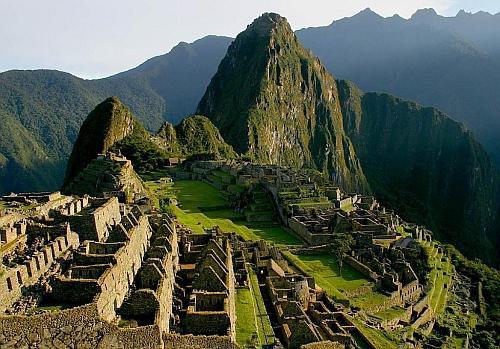 Al terreny del Machu Pichu hi ha una bona colla daltells!