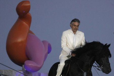 Bocelli omg horsie