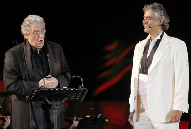 Bocelli horsie and done