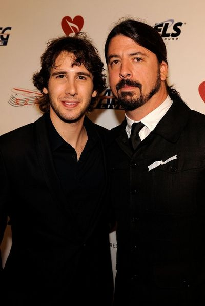 Grohl and groban omg omg