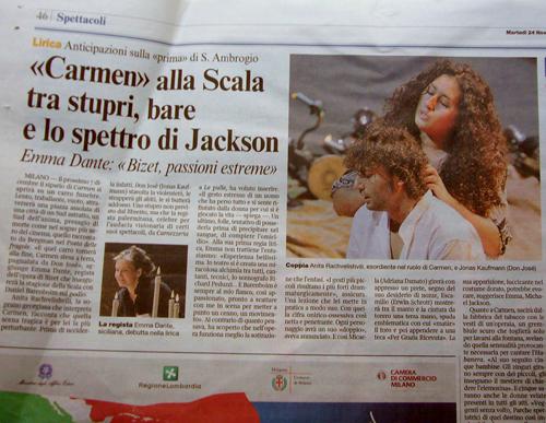 Carmen scala