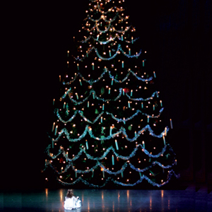 Image result for new york city ballet nutcracker tree