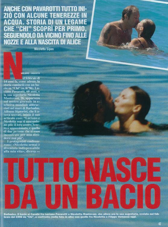 Opera Chic Nicoletta Mantovani Amp The New Dude