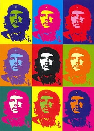 Che-guevara-andy-warhol