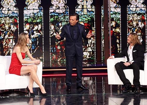 Eleonora+Abbagnato+Chiambretti+Night