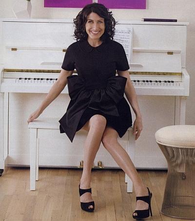 Lisa piano 400