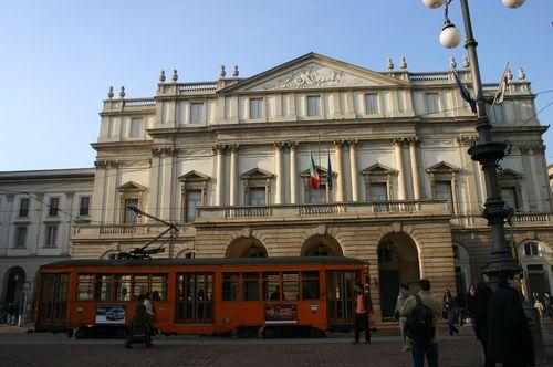 Scala exterior