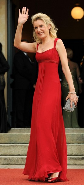 Opera Chic: Ladies in Red: Bayreuther Festspiele Opens its