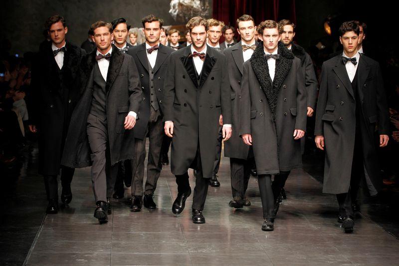 Dolce&Gabbana Men's Show FW 12-13_3