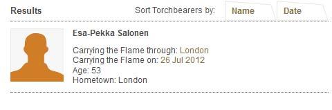 Salonen torch
