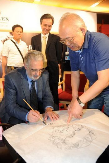 Placido in china