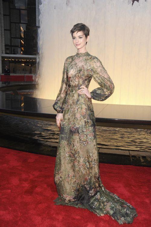 Anne Hathaway - Septeber 20th 2012 - New York - exp press Sep 20th 2015 web Sep 20th 2014