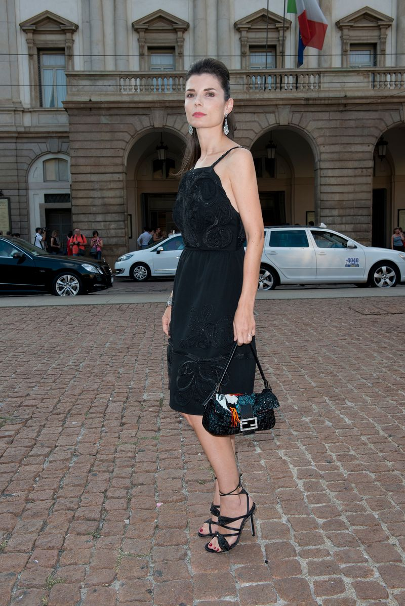FENDI for Chiara Muti_La Scala premiere.