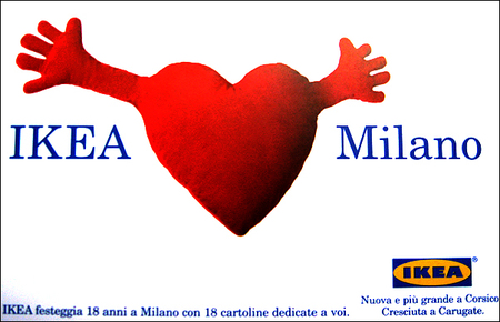 Opera Chic Ikea Cashes In On Milan Landmarks