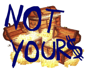 Gold_not_yours