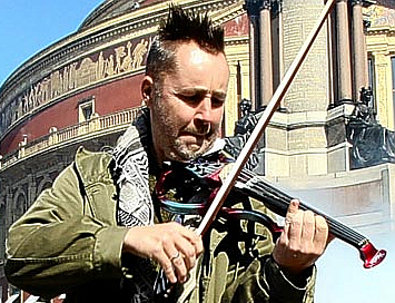 Opera Chic: Pot, Kettle, Violin: Nigel Kennedy Slams
