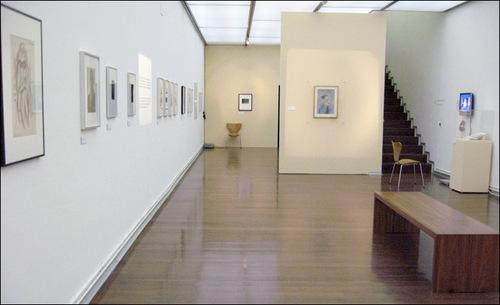 Igor Stravinsky: Exhibition Space