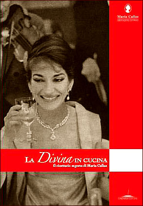 opera chic: dinner at la divina's: maria callas in the kitchen ... - Divisa Cucina