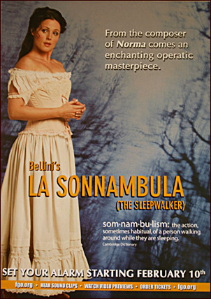 sonnambula dessay florez dvd Our regular reviewer st offers his thoughts on the dvd of the met's new la sonnambula, featuring natalie dessay and juan diego florez.