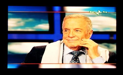 """""""Che tempo che fa"""" with Franco Zeffirelli"""